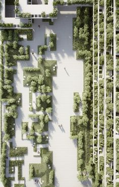 A New Landscape by Penda Is Inspired by Indian Stepwells and Water…