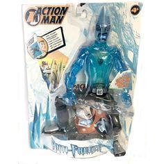 Hasbro Action Man – Anti-Freeze - Action Man
