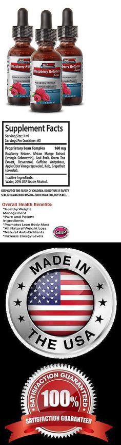Appetite Control Suppressants: Fat Burner For Men - Raspberry Ketones Liquid 2Oz - Lose 2-3 Lbs Per Week 3B -> BUY IT NOW ONLY: $33.95 on eBay!
