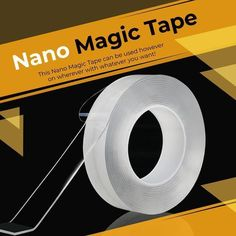 Nano Magic Tape – Pretty Little Deal Store Tile Cutter, Glass Cutter, Holiday Deals, New Years Sales, Nanotechnology, Diy Home Crafts, Cool Things To Buy, Stuff To Buy, Home Repair