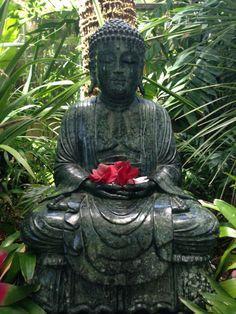 Buddha in Selby Gardens - Sarasota FL