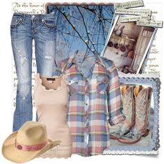 """Country Love"" by thanna2029 on Polyvore"
