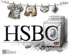 HSBC Bank: Secret Origins To Laundering The World's Drug Money