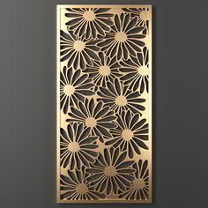 3D decorative panel model - TurboSquid 1354914