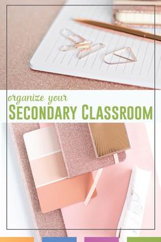 Secondary Classroom First Days of School Presentation, Parent Letter, and Google Classroom, Classroom Themes, Classroom Organization, Classroom Management, Classroom Labels, Classroom Environment, Stem Teacher, Secondary Teacher, Teacher Tips