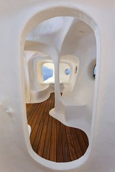 atelier van lieshout builds the original dwelling at design miami/basel - Einrichtungsideen Organic Architecture, Beautiful Architecture, Interior Architecture, Interior And Exterior, Residential Architecture, Contemporary Architecture, Earthship Home, Kombi Home, Adobe House