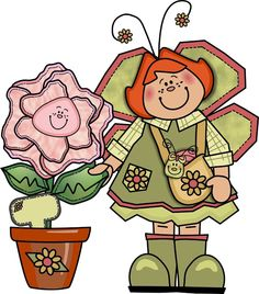 Figuras Decoupage bonecas - Renata Monteiro - Álbuns da web do Picasa