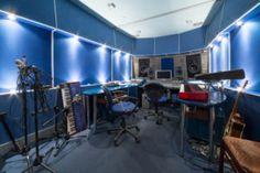 Man Cave Music Room