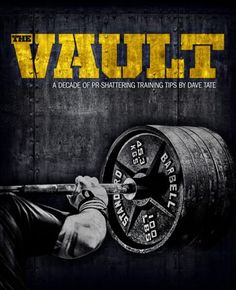 This compilation e-book contains: * 200 pages of Dave's best training information, including a ton of unpublished material. * A full bench specialist program * A complete meet-prep program for the squat, bench, and dea Training Plan, Training Programs, Training Tips, Bench Press, Bodybuilding Motivation, A Decade, Powerlifting, Vaulting, Build Muscle