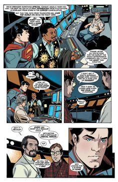 Superman Meets Astrophysicist: Gallery