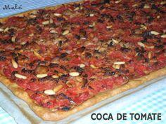 COCA DE TOMATE