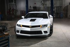 2014 Chevrolet Camaro Z/28: Here It Is. Click on the photo for more on this street legal track machine!