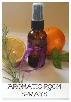 Make your own aromatic room sprays with just 3 natural ingredients~The HomesteadingHippy #homesteadhippy #fromthefarm #essentialoils