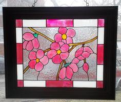 Bright Pink Dogwood. 8X10, Pam