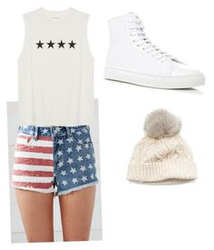 """""""Sin título #9"""" by daniela-reque on Polyvore featuring moda, Common Projects, SIJJL y Bullhead Denim Co."""