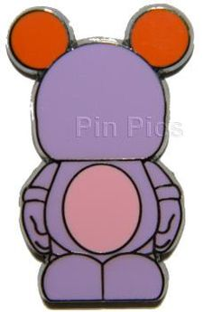 Vinylmation Jr #2 Mystery Pin Pack - Figment Only - Pin 83893