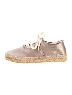 50e65a599ecc Marc Jacobs Satin Espadrilles Dust Bag