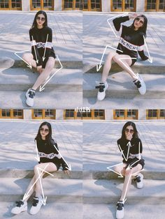 Model Poses Photography, Teen Girl Photography, Newborn Photography, Street Photography, Best Photo Poses, Poses For Pictures, Selfie Poses, Poses Pour Photoshoot, Stylish Photo Pose