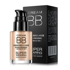 Maquillaje Base Maquillaje Crema BB Polvo de Agitar Líquido Hidratante Maquillaje