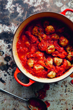 Turkey and Ricotta Meatballs | A Cup of Jo