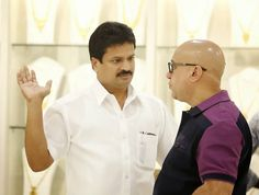 In the end, it's not the years in your life that count. It's the life in your years. #kirankumar #lalithaajewellery See more About Kiran Kumar - http://bit.do/Kirankumar
