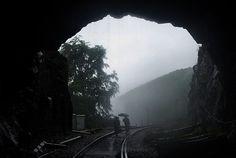A trek through one of India's most picturesque rail routes - Braganza to Dudhsagar
