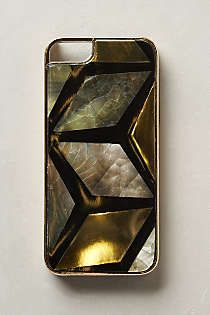 Anthropologie - Shimmered Angles iPhone 5 Case