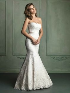 Saturday Style: Allure Bridals Spring 2014 Collection