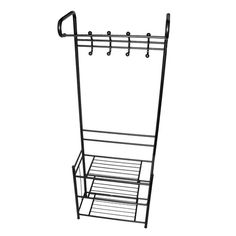Found it at Wayfair.co.uk - Coat Hook and Shoe Rack