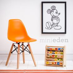 Eames Style DSW Chair