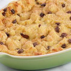Try this Basic Bread Pudding recipe by Chef Anna Olson. This recipe is from the show Bake With Anna.
