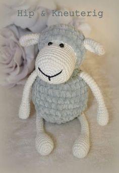Trendy Crochet Projects For Kids Haken Animal Knitting Patterns, Amigurumi Patterns, Crochet Patterns, Crochet For Kids, Easy Crochet, Crochet Dolls, Crochet Clothes, Crochet Animals, Stuffed Toys Patterns