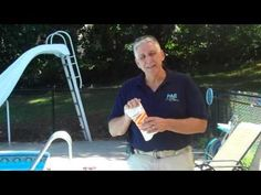how to use Pristine Blue non-chlorine pool care system