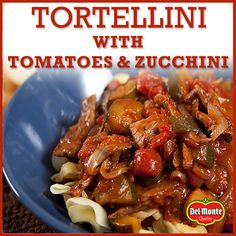 Canned Zucchini, Eastern Cuisine, Chicken Spaghetti, Tortellini, Main Courses, Lunches And Dinners, Allrecipes, Photo Credit, Casseroles