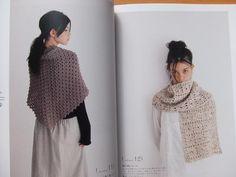left shawl
