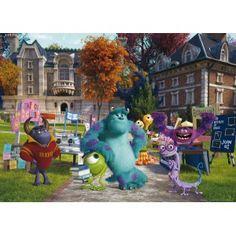 Plakát Disney Příšerky 160 x 115 cm FTD M 0708 - Forinteriery. Trellis Wallpaper, Star Wallpaper, Wall Wallpaper, Disney Monsters, Monsters Inc, Pixar, Poster Xxl, Disney Wall Decals, Buy Wallpaper Online