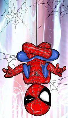 Spider-Man - Cute Spidey