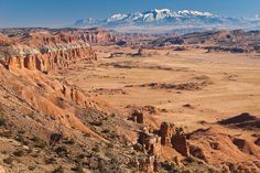 Capitol Reef upper south desert overlook capitol reef national park - Google Search This is in the Cathedral Valley of northern Capitol Reef National Park, Utah. Those. Upper South Desert Overlook