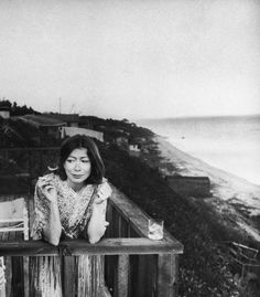 Joan Didion - The one-time Vogue editor honed her classic look as a reporter in the '60s and '70s.