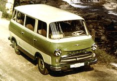 Skoda 1203 (1956-58) Vw Bus, Volkswagen, Mini Trucks, Old Signs, Car Travel, Old Cars, Cars And Motorcycles, Motorbikes, Techno