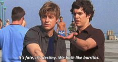 But most of all, Seth Cohen understands the importance of burritos. And that's why Seth Cohen is your soulmate. | 22 Times Seth Cohen Totally Ruined You For Other Men