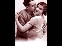 Cartes Postales Anciennes Fantaisies-Couples d'Amoureux-Old French Postcards Fantasy-Love - YouTube