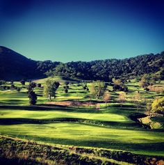 Beautiful #view of #CordeValle's course. #norcal | @andreaesthetica