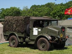 Morris C8 GS Utility Vehicle Army Vehicles, German Army, Skin So Soft, Old Trucks, Military History, World War Two, Wwii, Monster Trucks, Military Equipment
