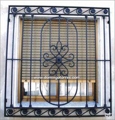 Door Design, Window Grill Design, Iron Gate Design, Burglar Bars, Windows And Doors, Window Styles, Window Protection, Window Security, Wrought Iron Gate Designs