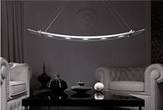 Skoff Moderno Elisse - les lampes en forme d'arc donnés un air dynamique et passionnant  aux intérieurs modernes