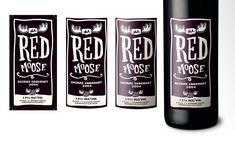 Retouch: Wine bottle labels :: Bart Kowalski