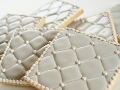 DIY Quilted Cookies