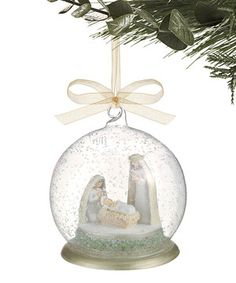 This Nativity Ornament by Grasslands Road is perfect! #zulilyfinds