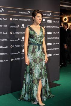 Elisabeth Radshaw at ZFF Award Night 2013